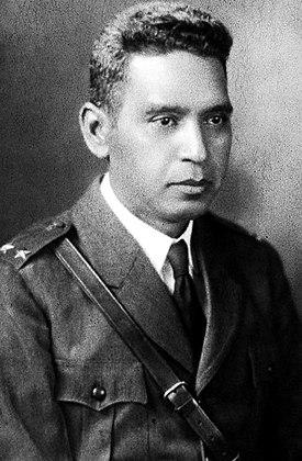 Cabañeras Moreno in 1933.