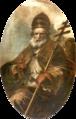 Herrera mozo San León magno Lienzo. Óvalo. 164 x 105 cm. Museo del Prado.png