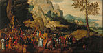Herri met de Bles - Landscape with Saint John the Baptist Preaching - Google Art Project.jpg