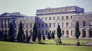 Heveningham Hall - Heveningham Hall in 1967
