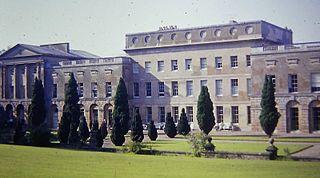 Heveningham Hall Grade I listed building in Suffolk Coastal, United Kingdom