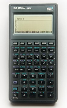 hp 48 series wikipedia
