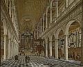 Hieronymus Janssens and Willem von Ehrenberg - Interior of the Saint Carolus-Borromeus Church in Antwerp.jpg