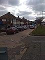Highview Drive, Chatham - geograph.org.uk - 1738664.jpg