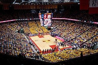 Iowa State Cyclones - Hilton Coliseum