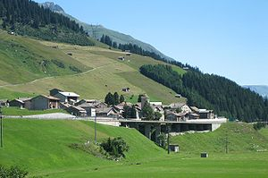 Hinterrhein, Switzerland
