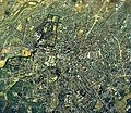 Hirosaki city center area Aerial photograph.1975.jpg