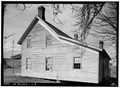 Historic American Buildings Survey, 1934. - Levi Hagey House, Dundee, Yamhill County, OR HABS ORE,36-DUND,1-2.tif