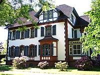 Hohenlockstedt, Germany - Kommandantenhaus, heute Rathaus.jpg