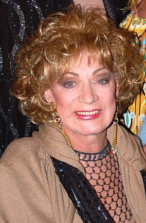 Holly Woodlawn - Woodlawn in 2007