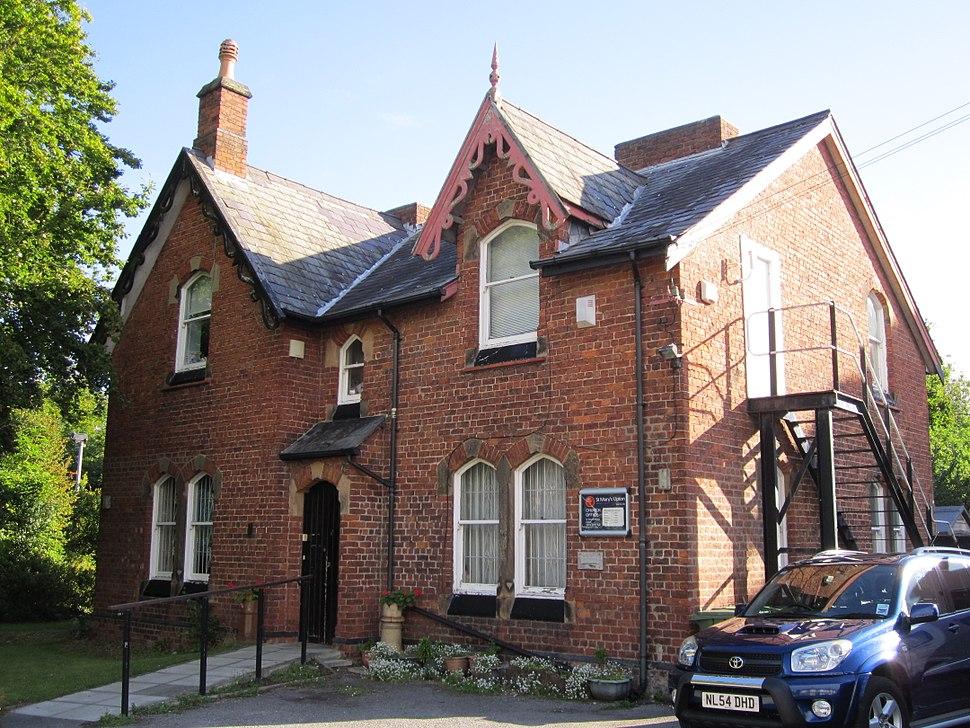 Holmleigh, 8 Church Road, Upton, Wirral