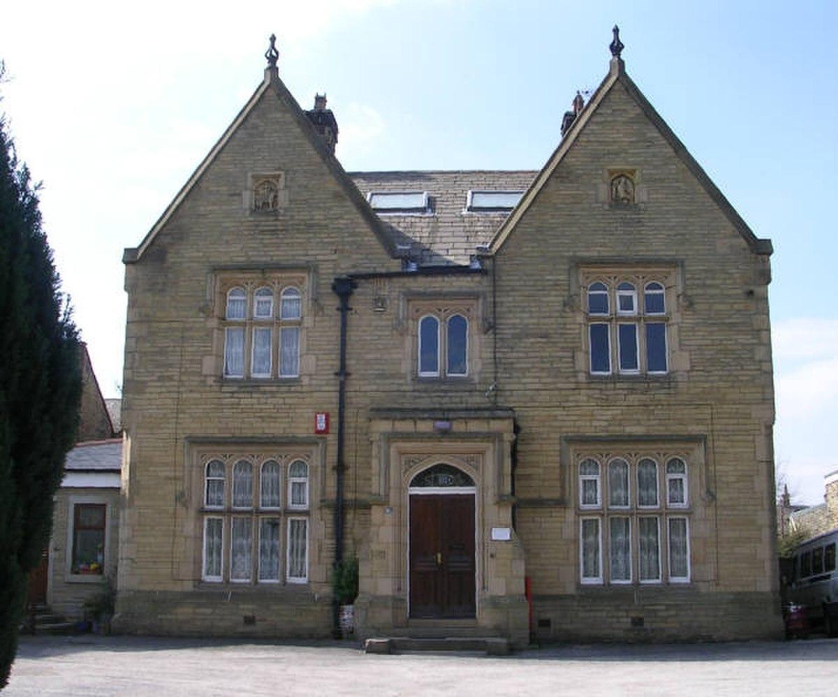 Holy Cross House - 68 Little Horton Lane - geograph.org.uk - 392509.jpg
