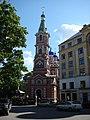 Holy Trinity Orthodox Church in Riga - panoramio - Ainars M -3.jpg