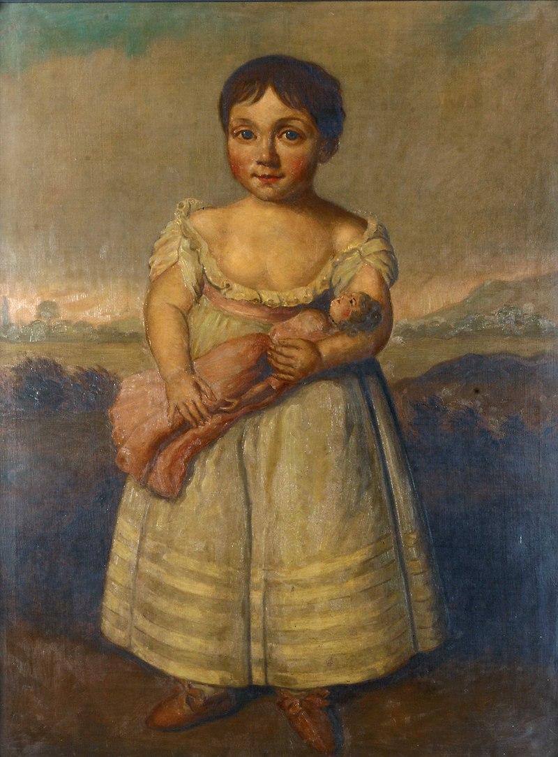 Горация Нельсон, 1801-81 RMG BHC2884.tiff
