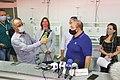 Hospital de campanha da Arena Mané Garrincha tem 173 leitos (49884215093).jpg