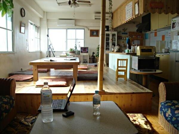 Hostel in Japan