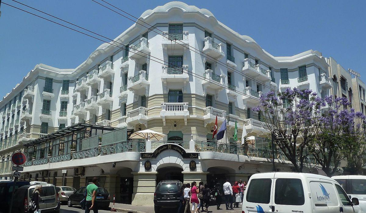 Hotel Avenue De Toulon Marseille