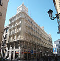 Hotel Internacional (Arenal 19, Madrid) 03.jpg