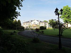 Pollok - Pollok Castle, built 2003
