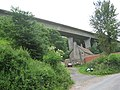 House under the M5 motorway - geograph.org.uk - 1361294.jpg