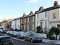 Houses, Chapel Road (2) - geograph.org.uk - 1744609.jpg