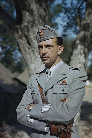 Umberto II of Italy - Umberto in 1944