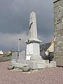 Huisnes-sur-Mer (50) Monument aux morts.jpg