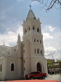 Humacao, Puerto Rico church.JPG