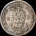 Hun II Rakoczi Ferenc Forint 1705 KB Huszar 1524 reverse.jpg