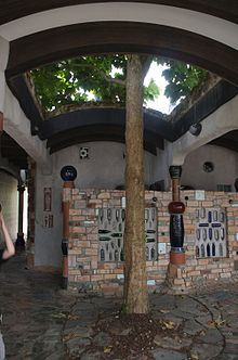 Hundertwasser Toilets Wikipedia The Free Encyclopedia