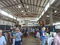Hundested - indoor crafts market.JPG