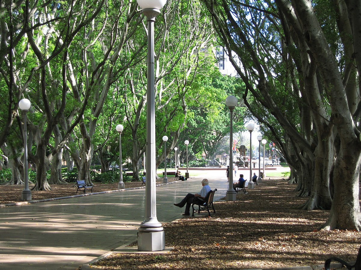 sydney hyde park parks chicago attractions wikipedia wales south lined alternatives touristy sustainability wikimedia commons appropedia edit gobeirne initiatives