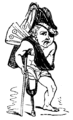 I'd be a butterfly (Punch, 17 July 1841).png