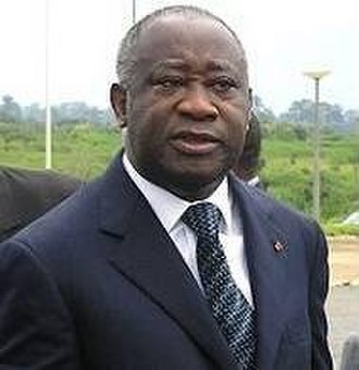 Ivorian presidential election, 2010 - Image: IC Gbagbo Motta eng 195