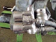 IDA-71 nitrox changeover valve P5167789