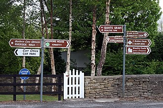 Cadamstown - Signs point to a rich heritage in Cadamstown