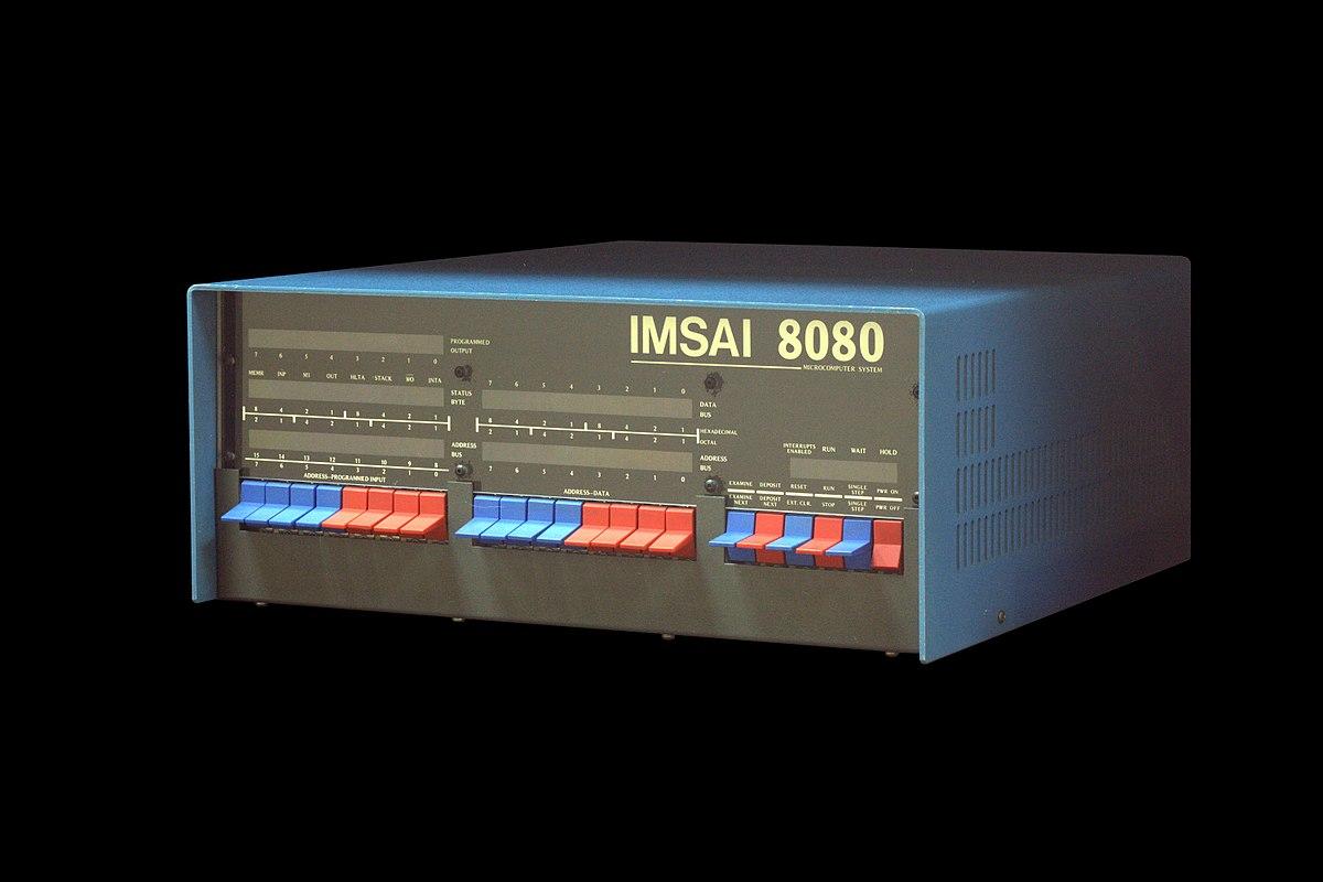 Imsai 8080 Wikipedia