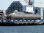 INS Tanin (Dolphin II class).JPG