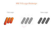 IRIB TV3 Logo redesign