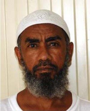 Ibrahim al Qosi - Image: ISN 00054, Ibrahim al Qosi