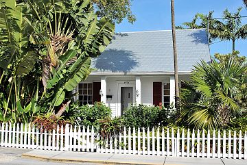 Tennessee Williams House Key West Florida