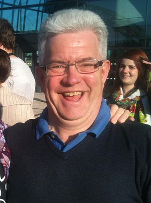 Wath Comprehensive School - Ian McMillan, the Bard of Barnsley