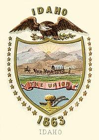 Idaho territorio stemma