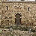 Iglesia de Santa Leocadia (Toledo). Portada.jpg
