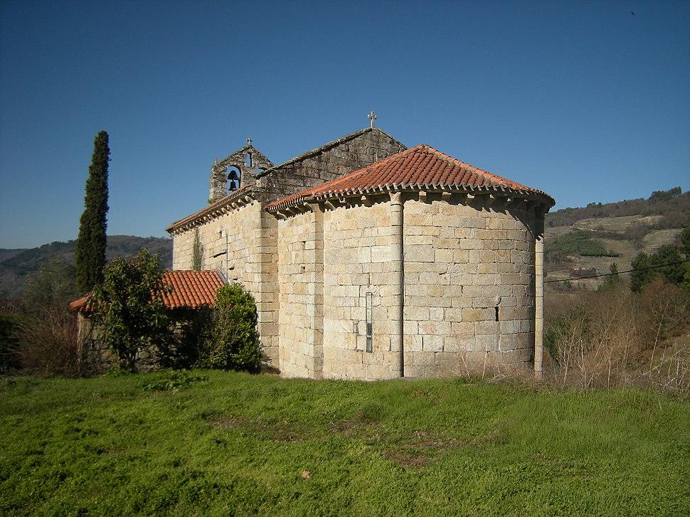 Igrexa San Martiño da Cova, O Saviñao