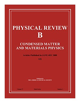 Image of front cover of the journal Physical Review B.jpg