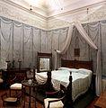 Imola, palazzo tozzoni, appartamento impero, stanza da letto 01.jpg
