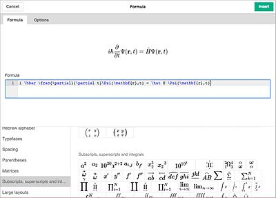 Improvements to the UX of the Math extension (screenshot).jpg