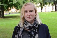 Ina Bäckström 2015 (cropped).jpg