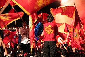 Independent montenegro